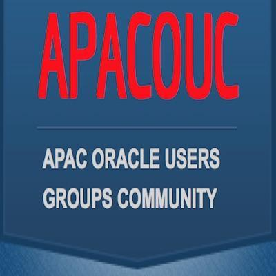 Asia Pacific Oracle User Group